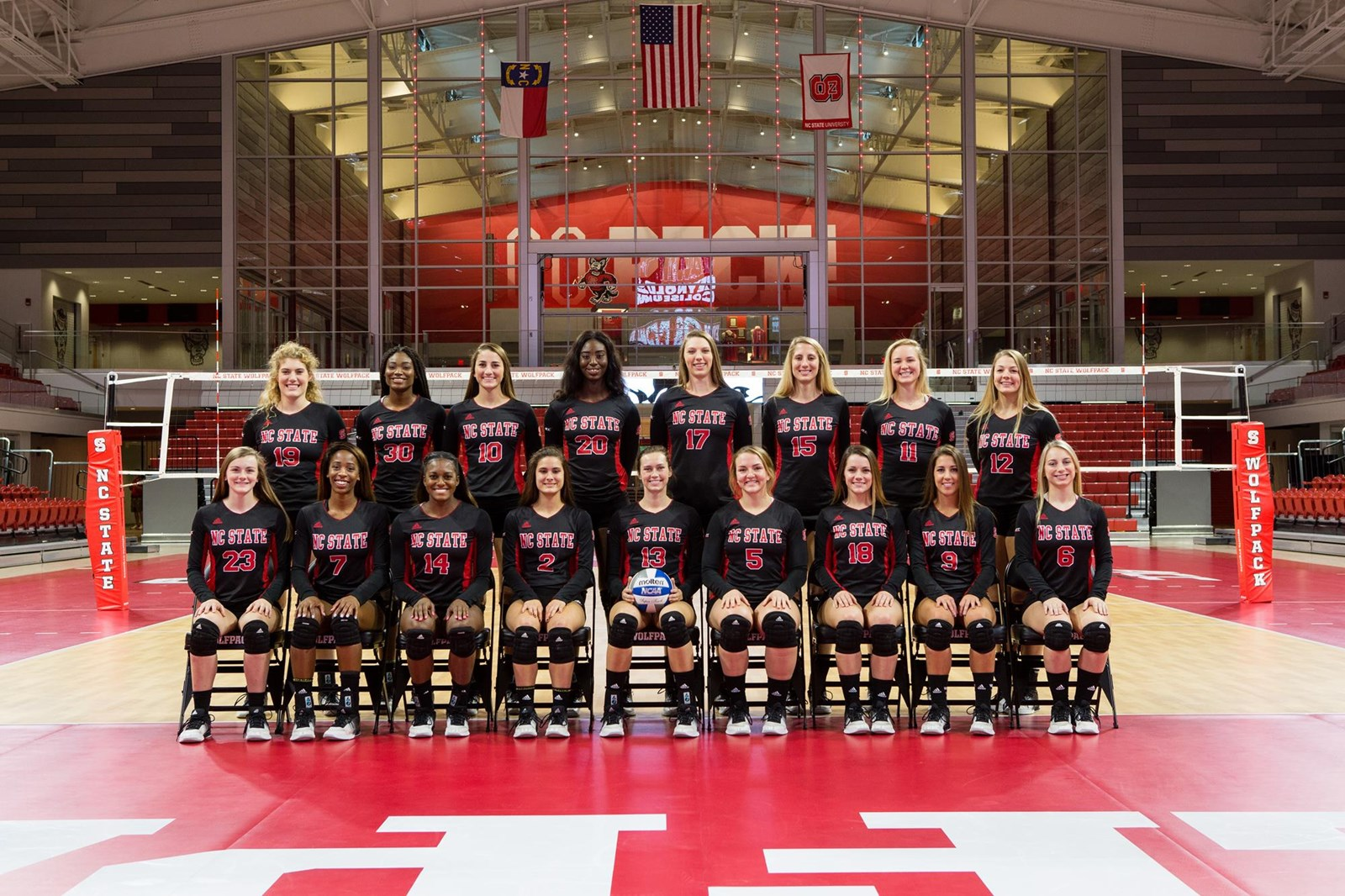 2016 Women S Volleyball Roster Nc State University Athletics