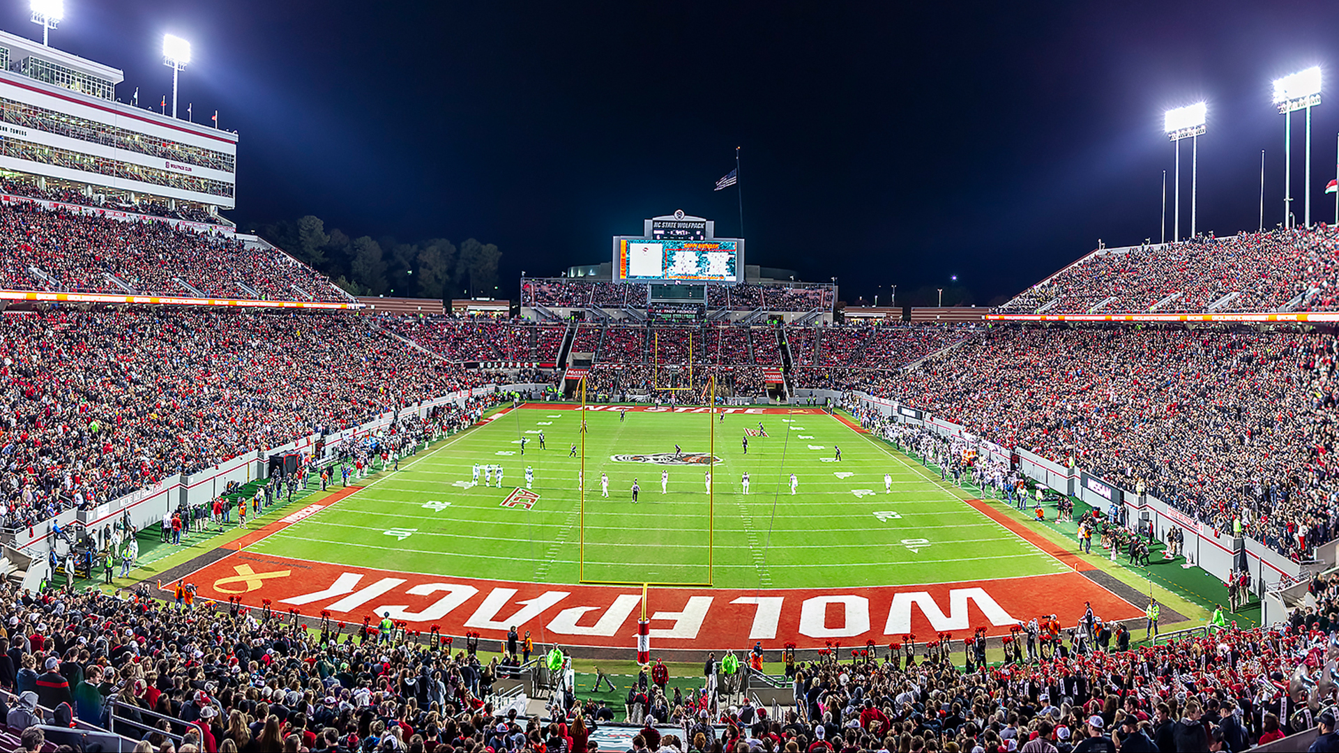 2019 Nc State Football Schedule Announced Nc State University