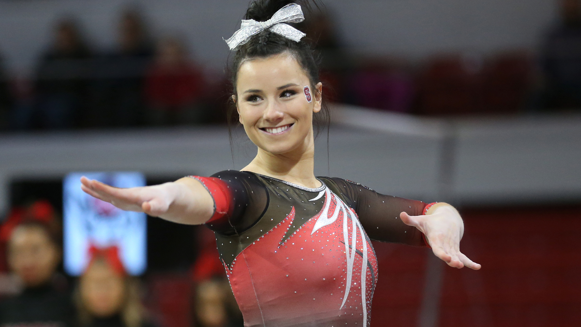 60d10a9d Pack Selected to Compete at NCAA Gymnastics Regional Championships