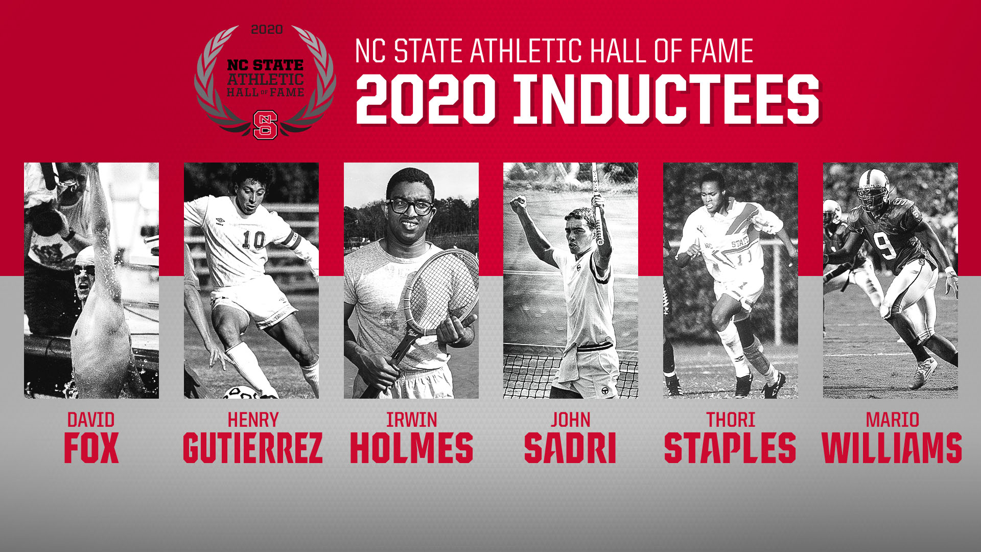 NC State Announces 2020 Hall of Fame Class - NC State