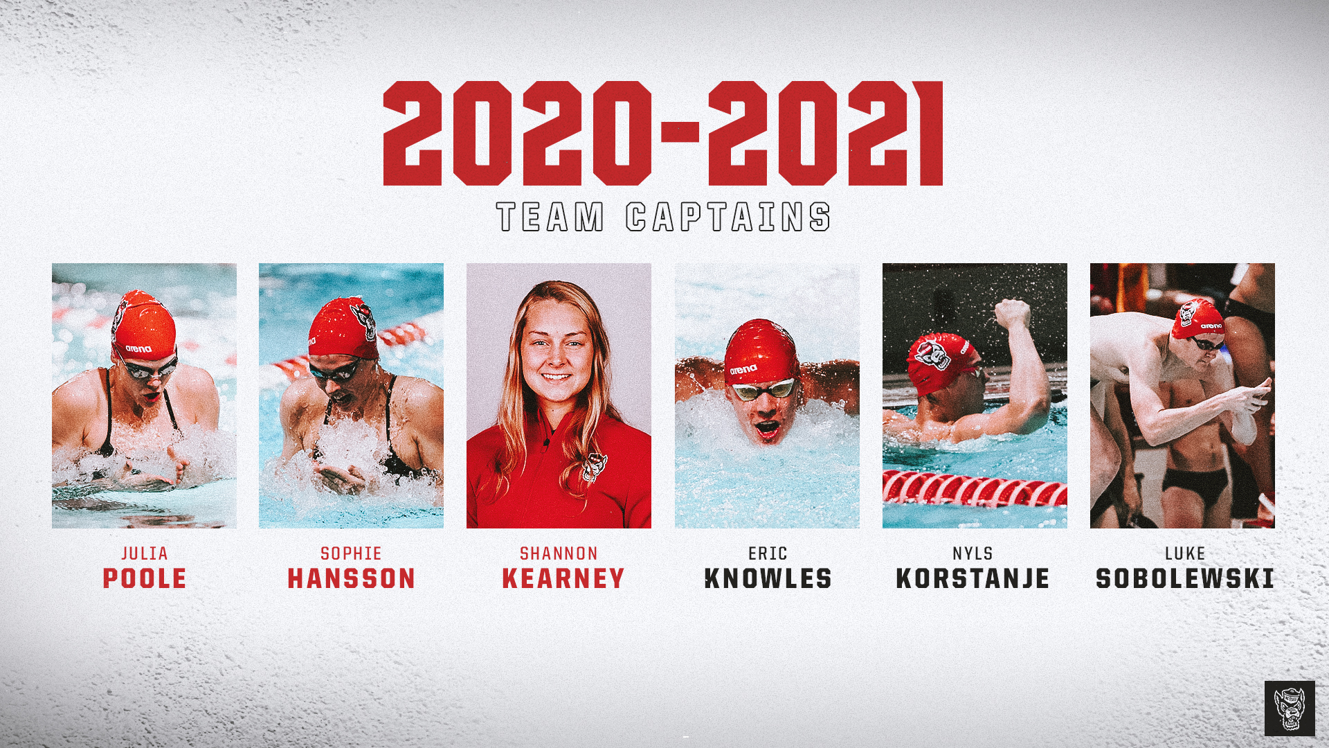 Swimming And Diving Announces 2020 21 Team Captains Nc State University Athletics